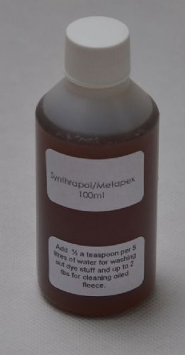 100 ml Synthrapol-Metapex specialized dye rinsing liquid